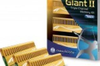 DDR3 Giant II от Apacer показали максимально возможный индекс производительности WinEI