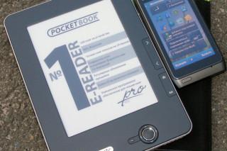 Обзор электронной книги PocketBook Pro 602