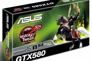 Обзор и тестирование видеокарты Asus GeForce GTX 580