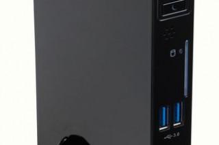 Мощные мультимедийные неттопы Foxconn nT-A3500 на основе платформы AMD Fusion