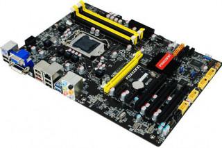 Foxconn анонсировала производительную материнскую плату Z68A-S