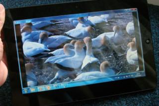 Обзор планшета на платформе Intel Oak Trail SM 35 Impression ImPad 0211
