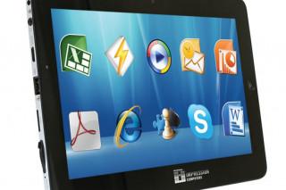 Impression ImPAD 0211: новый планшет на Intel Atom Z670 с экстравагантным дизайном