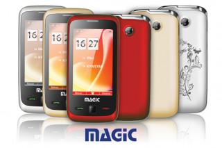 MAGIC i300 Charme: первый женский dual-SIM тачфон под брендом Magiс всего за 799 гривен