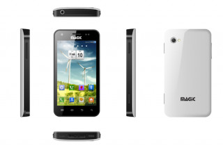 MAGIC Cosmos S800: 4-дюймовый dual-SIM тачфон с шикарным дизайном, встроенным ТV-тюнером за 1399 грн