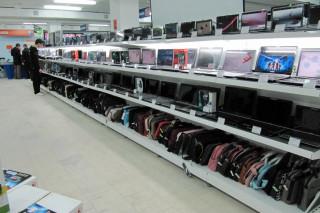 Новый магазин «Компьютерный Всесвит» в Ужгороде