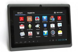 Пять новых планшетов от украинской компании Навигатор