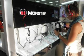 Фокстрот приглашает тестировать наушники Monster