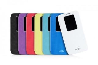 Cмарт-чехол для нового флагмана LG G2