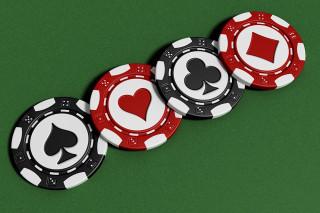 Немного из истории покерных фишек