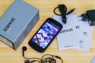 Обзор смартфона Gigabyte GSmart Aku A1