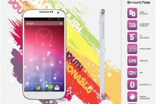 Смартфон ERGO SmartTab 3G поступил в продажу с ценником в 1499 гривен