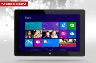 Новый планшет MODECOM 1010 IPS IC на ОС Microsoft Windows 8.0