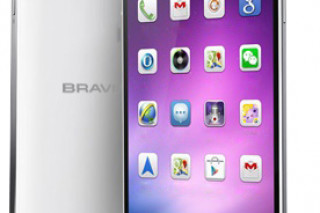 «Фокстрот начала продажи флагманского смартфона Bravis Ultra