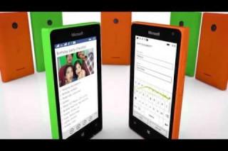 Lumia 435 Dual SIM поступает в продажу в Украине