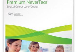 Компания Xerox разработала новый сорт синтетической бумаги Xerox Premium NeverTear для госучреждений