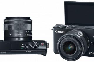 Canon EOS M10 – новая компактная системная фотокамера