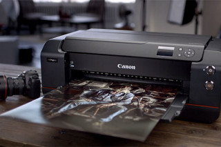 Canon представляет фотопринтер imagePROGRAF PRO-1000 для печати на A2