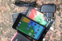 Обзор смартфона Prestigio MultiPhone 3504 Muze C3
