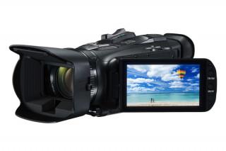 LEGRIA HF G40 и HF R706 — новые видеокамеры Canon