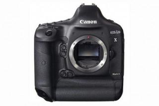 Canon EOS-1D X Mark II — новая флагманская камера представлена официально