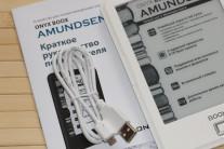 Обзор стильного ридера ONYX BOOX Amundsen