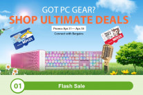 Bluetooth-колонки, MicroSD, USB 3.0 флешки — распродажа на GearBest