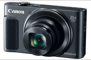 Новая камера с мощным зумом PowerShot SX620 HS