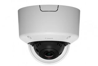 Canon представила новые 2-мегапиксельные сетевые  камеры