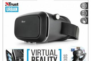 Trust Exos 3D — первые очки виртуальной реальности одноименного производителя