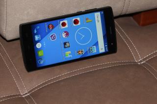 Беглый обзор смартфона Ergo A550 Maxx