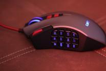 Обзор игровой мышки Trust GXT 166 Mmo gaming laser mouse