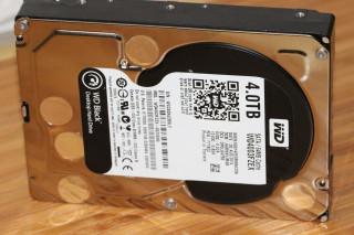 Обзор накопителя Western Digital Black 4TB (WD4003FZEX)