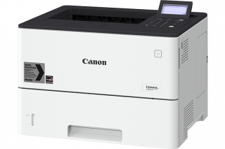 Canon представляет новый компактный принтер i-SENSYS для быстрой черно-белой печати высокого качества