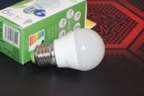 Обзор компактной светодиодной лампочки EnerGenie EG-LED6W-E27K30-02