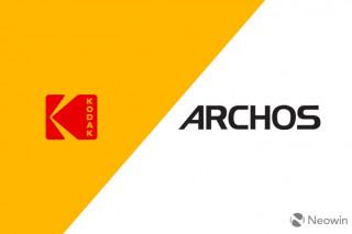 ARCHOS станет лицензированным партнёром Kodak по выпуску планшетов в Европе