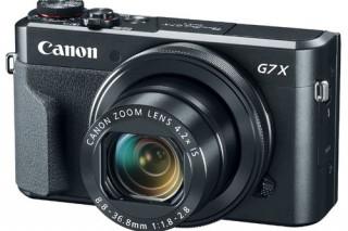 Canon представляет комплект разработки ПО для компактного PowerShot G7 X Mark II