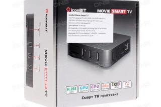 EDG GROUP  начала продажи медиаплеера iconBIT Movie SMAT TV