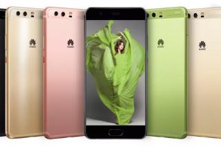 Huawei представила в Украине смартфоны HUAWEI P10 и P10 Plus