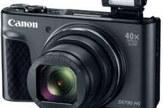 Новый фотоаппарат Canon PowerShot SX730 HS с суперзумом