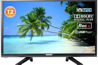 24HSMTT16052T2 и 24HMT16052T2 — новые 24-дюймовые телевизоры ROMSAT