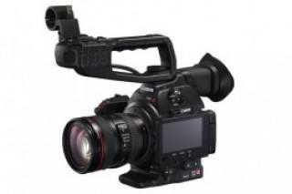 Canon анонсирует выход компактной 4K-камеры Cinema EOS C200