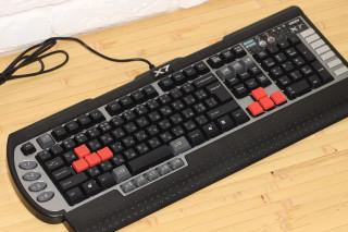 Краткий обзор игровой клавиатуры A4Tech X7-G800V