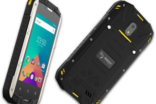 X-treme PQ17 – новый защищенный смартфон от  Sigma mobile