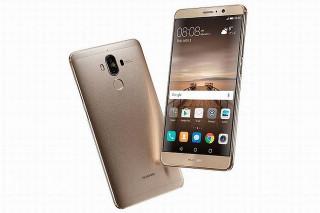 Huawei выводит на украинский рынок смартфоны серии Huawei Mate 10