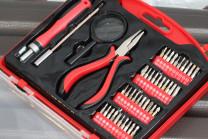 Обзор набора инструментов Cablexpert TK-BASIC-02
