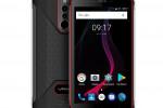 Sigma mobile X-treme PQ51 — защищенный смартфон со сканером отпечатков пальцев