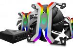 Deepcool представила безрамочный вентилятор MF 120 с подсветкой RGB