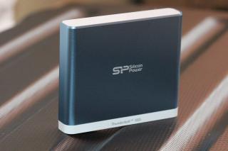 Обзор SSD-накопителя Silicon Power Thunderbolt Thunder T11