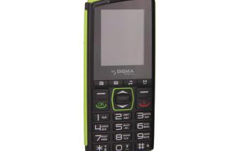 Sigma mobile Comfort 50 Mini 4 — недорогой телефон-звонилка в разных цветах